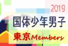 代表チーム決定!2019年度第34回千葉県少年サッカー選手権3年生大会6ブロック予選