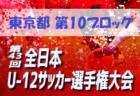 優勝は東京ヴェルディ!高円宮杯 JFA U-15サッカーリーグ2019(東京)  U15 T1リーグ 結果掲載!