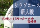 2019年度 名古屋市ユース U-14 サッカー選手権大会 (愛知)  優勝は緑FC!