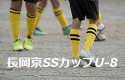 2019年度 長岡京SSカップ U-8(京都府) 結果情報お待ちしています!