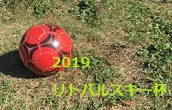 2019年度第35回リトバルスキー杯争奪少年サッカー大会 予選リーグ結果!決勝トーナメント2/11! 千葉 市原
