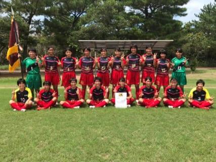 優勝は神村学園!第34回鹿児島県女子サッカー選手権大会皇后杯予選
