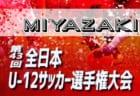2019年度 第13回 徳島県クラブユースサッカー新人大会 11/23.24結果募集!