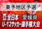 最終結果掲載!2019年度 U-13サッカーリーグ 第6回北信越リーグ入替戦