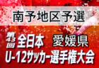 高円宮杯JFAU-18サッカーリーグ2019青森 最終節結果掲載!野辺地西、光星がプレーオフへ!