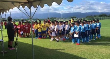 2019年度 第14回香南市長杯サッカー大会 U-11 優勝は八幡浜JSC