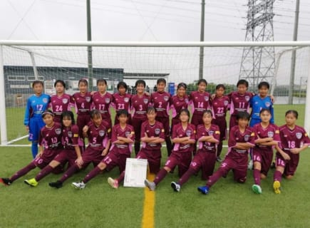 2019年度 JFA第23回全日本U-18女子サッカー選手権大会 香川県予選  優勝はAZALEA!