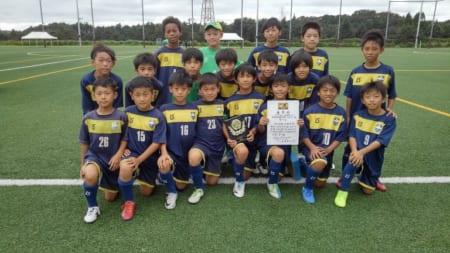 2019年度 第31回JA東京カップ 5年生大会 第11ブロック予選 優勝はFC Trianello Machida!