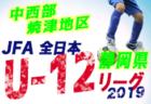 スポーツオーソリティカップ2019九州大会 組合せ決定!大分 11/4開催
