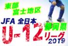 2019年度 高円宮杯JFAU-15サッカーリーグ2019兵庫県トップリーグ新規参入戦 9/23~組み合わせ掲載