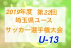 優勝は野々市!2019年度 第37回 石川県少年フットサル大会(U-12)