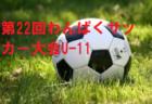 2019年度 第28回全日本高等学校女子サッカー選手権大会青森県大会結果掲載!優勝は青森南!
