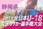 2019年度 関東高校サッカー大会 東京都大会 第6地区予選 組合せ掲載!11/17開幕