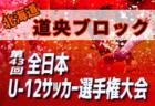 2019年度 第31回JA東京カップ 5年生大会 第10ブロック予選 優勝は国立スリーエス!