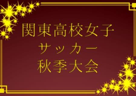 2019年度 第15回関東高校女子サッカー秋季大会 優勝は南稜高校!
