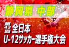 2019年度 第2回MIZUNO U10日本大会 予選大会 調布会場 東京 優勝はシルクロードSC!