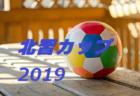 2019年度第24回北習カップサッカー大会2年生の部 優勝はイーグルス! 千葉