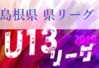2019年度第63回東京都【第3支部】中学校サッカー新人戦ブロック大会 東京  結果速報!11/9
