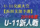 2019年度 トヨペットカップ・福島県U-10フットサル大会 <2次ラウンド>情報お待ちしています!