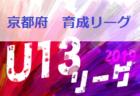 2019年度U-12リーグ 第43回全日本少年サッカー大会 泉南地区(大阪)最終予選リーグ10/6までの結果入力