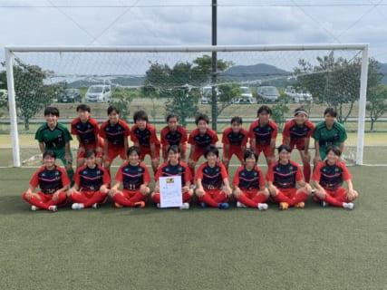 優勝は神村学園!2019第8回鹿児島県高校女子サッカー選手権大会