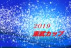 2019年度東武カップ船橋市5年生サッカー大会 各ブロック優勝チーム決定! 千葉