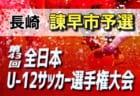 2019年度 高円宮杯 JFA U-15サッカーリーグ  四国クローバーリーグ 優勝は徳島ヴォルティスJY!