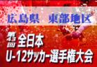 2019年度第43回全日本少年サッカー大会東京都第3ブロック予選 優勝はPELADA FC!