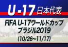 2019年度 サッカーカレンダー【関東】年間スケジュール一覧