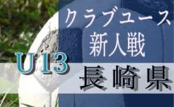 2019年度第8回長崎県クラブユース(U-13)サッカー大会 12/14結果速報!