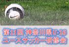 SEフィリアFC(女子) U-12,U-15 練習会 1/25開催!2020年度 埼玉