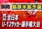 第3回日本クラブユースサッカー(U-18)Town Club CUP 2019 組合せ掲載!12/26~29 開催