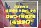 2019年度U-12リーグ 第43回全日本少年サッカー大会 泉北地区 大阪 地区代表5チーム決定!