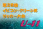 2019年度 新潟市中学校新人大会 サッカーの部 10/10,11結果掲載!
