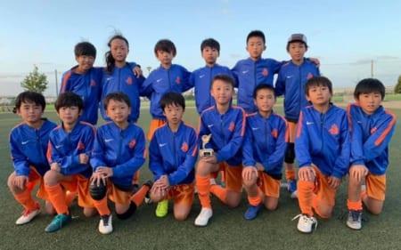 2019年度堺少年サッカーリーグ(堺JSL)5年生大会(大阪)優勝はFC REGATE!