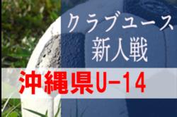 OFA第15回沖縄県クラブユースU-14サッカー大会2019 ベスト4決定!12/15結果速報