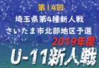 2019年度 神戸市U-12リーグ【1部・後期摩耶リーグ】兵庫 全日程終了 1位リーグ優勝は東灘A!