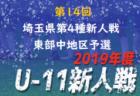 2019年度 和歌山つつじカップ【2019 Autumn U-10】(和歌山県開催) 優勝は柏原市SSC!