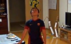 ヘッドストールのやり方!サッカーで体幹を使いこなす意味 ~少年サッカー育成ドットコム~