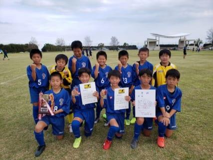 2019 第11回リンガーハットカップ(U-11)長崎県ジュニアサッカー 島原市予選 優勝は雲仙エスティオール!