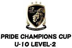 2019 PRIDE CHAMPIONS CUP U-10 LEVEL-2 福岡県 組合せ掲載!11/23.24 開催!