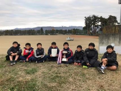2019年度 安曇野市長杯U-12(長野)優勝は旭町SSS!続報募集