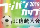 【2019高円宮U-15】全国大会出場32チーム決定!【47都道府県別】
