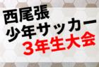 2019年度 京都高校サッカー新人大会 女子の部 結果速報!1/26