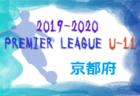 2019年度4種リーグU-10 CDゾーン(大阪)11/4までの結果入力しました!
