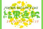 2019年度JFA第43回全日本U-12サッカー選手権大会 東京大会 第14ブロック 優勝はFC REGALO!