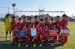 2019年度 JFA 第43回全日本U-12サッカー選手権大会 熊本県大会 優勝はロアッソ熊本!