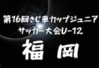 2019 福岡サッカー U-9アドヴァンスリーグ 優勝はレアッシ福岡!情報お待ちしてます!