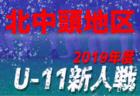 2019年度 U-11西尾張リーグ (愛知) 情報お待ちしています!