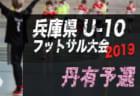 2019年度 高円宮杯JFA第31回全日本U-15サッカー選手権大会九州予選 代表はギラヴァンツ、ロアッソ、神村!